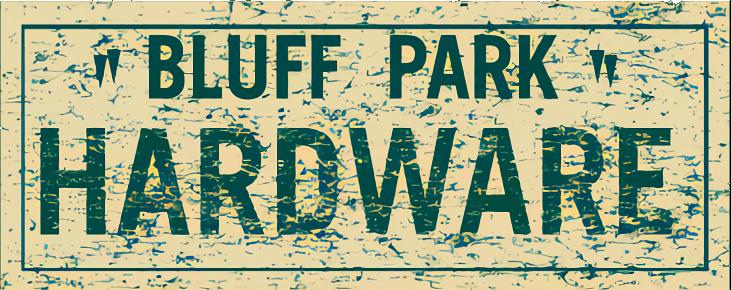 Bluff Park Hardware Logo